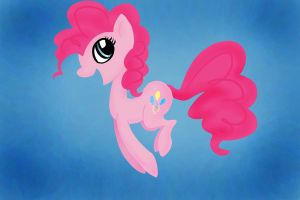 Pinkie Pie by 1Flynnia1