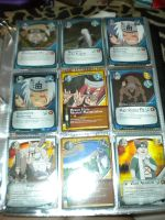 Naruto cards 6 by Tinkerbell0522