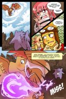 PCBC: Battle 1 - Pg 3 by jiggly