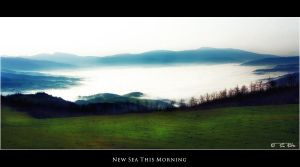 New Sea, This Morning by Marcello-Paoli