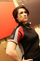 Katniss Everdeen - District 12 by moonflower-lights