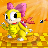 Mazie the Koopaling by G-Bomber