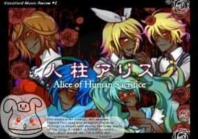 Vocaloid Music Review- Alice of Human Sacrifice by Twenty-Two22