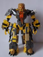 Steelax Master of Weapons (my Self-MOC) 2 by SteelJack7707
