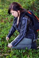 Hunger Games Competition - Katniss Cosplay 2 by heidzdee818