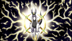 Arceus Banner by Togechu