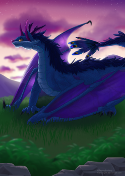 Were(ric) be dragons by kiananight