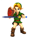Young Link by JDMH