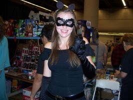 Catwoman - Comic Con 2012 by J25TheArcKing
