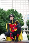 Young Justice Jason by FrostedFlakeCosplay