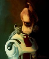 Sad Mordin by Mabiruna