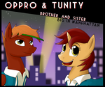 Oppro and Tunity! by Acesential