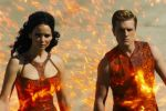 Catching Fire The Girl on fire by Twilightlover865