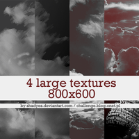 cloud textures by shadyes
