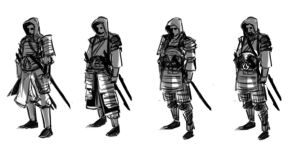 AC: Feudal Japan Concepts by immilesaway