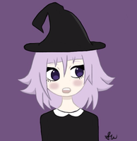 Crona the witch by sillywall