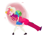 Fiomball Kiss by KatherinPrussNK