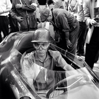 Richie Ginther (Monaco 1960) by F1-history