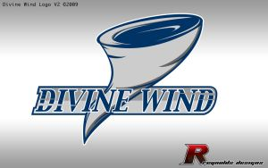 Divine Wind Logo v2 by creynolds25