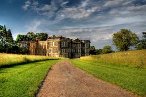 Calke Abbey HDR by nat1874