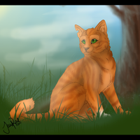 Squirrelflight of ThunderClan by xxMoonwish