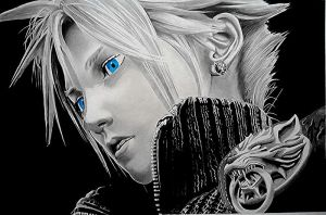 Cloud Strife by Cr1msonCloud