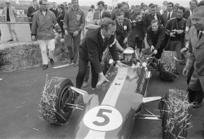 Jim Clark (Netherlands 1967) by F1-history