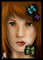 Butterfly by HTivey