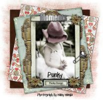 Moments Scrap Tag by Punky99