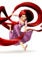 Red Head Rapunzel by myst47