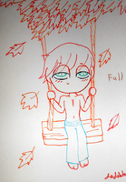Fall by MinorasPatchworkArt