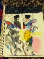 Rise of the Guardians:Halloween contest entry by CatWoman-cali-onyx