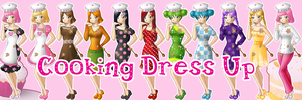 Cooking Dress Up Game by Annortha