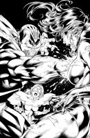 BlackestNight Titans 1 by jonsibal