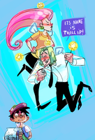 FAIRLY ODD??? by cigar-blues