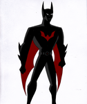 Batman Beyond by JesusFreak-4Ever