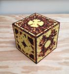 Hellraiser's Lament Configuration 3D by Ellsworth-Toohey