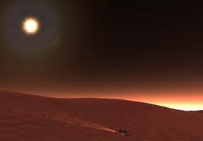 Red Planet by DJP15
