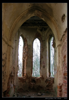 Chapel Ruins by Lady-CaT