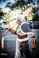 Nier - I will save Yonah by EnigmatiCDreaM5