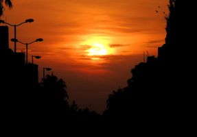 Sunset of Homs by MunzerLens