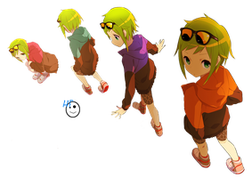 Render: Gumi by HappyFaceStar