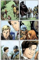 Doctor Who II issue 5 pg 5 by CharlieKirchoff