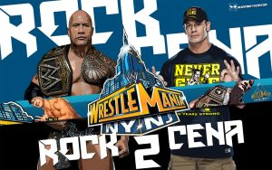Rock Cena 2 - 1280x800 by RedScar07