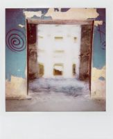 Into the light. A polaroid. by Staged