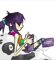 Busy. Gamecube. by JaqueRabbit