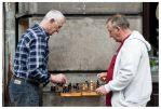 A Quick Game by streetgrapher