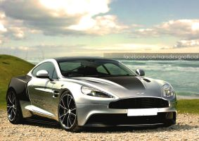 Aston Martin Summer by MarisDesign