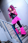 WHO RESIDES WITHIN ME? | CYBER GOTH by PrincessMiele