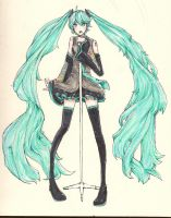 Miku: Sing by unUnderstandablE